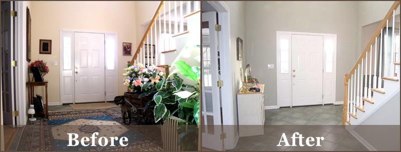 the art of home staging. Black Bedroom Furniture Sets. Home Design Ideas